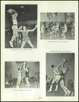 1964 Kenmore High School Yearbook Page 128 & 129