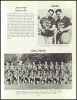 1964 Kenmore High School Yearbook Page 138 & 139