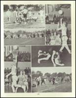1964 Kenmore High School Yearbook Page 142 & 143