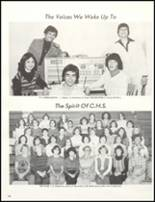 1978 Charleroi High School Yearbook Page 132 & 133