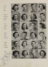 1942 Clayton High School Yearbook Page 10 & 11