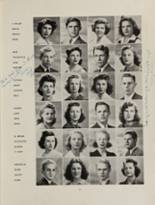 1942 Clayton High School Yearbook Page 14 & 15