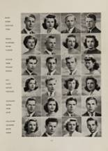 1942 Clayton High School Yearbook Page 16 & 17