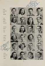 1942 Clayton High School Yearbook Page 18 & 19