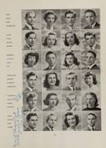 1942 Clayton High School Yearbook Page 22 & 23