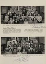 1942 Clayton High School Yearbook Page 26 & 27