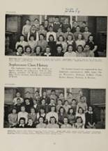 1942 Clayton High School Yearbook Page 30 & 31