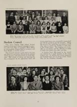 1942 Clayton High School Yearbook Page 34 & 35