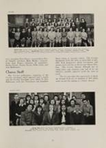 1942 Clayton High School Yearbook Page 36 & 37
