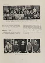 1942 Clayton High School Yearbook Page 38 & 39