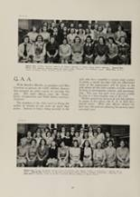 1942 Clayton High School Yearbook Page 44 & 45
