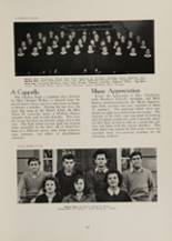 1942 Clayton High School Yearbook Page 46 & 47