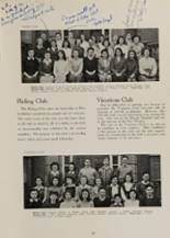 1942 Clayton High School Yearbook Page 48 & 49