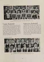1942 Clayton High School Yearbook Page 52 & 53