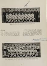 1942 Clayton High School Yearbook Page 54 & 55