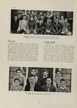 1942 Clayton High School Yearbook Page 56 & 57