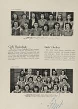 1942 Clayton High School Yearbook Page 58 & 59