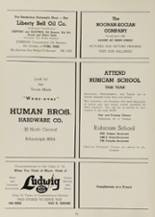 1942 Clayton High School Yearbook Page 68 & 69