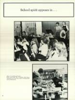 1984 North Warren High School Yearbook Page 14 & 15
