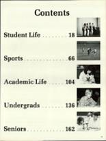 1984 North Warren High School Yearbook Page 20 & 21