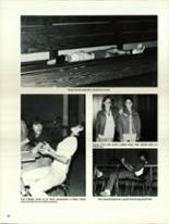 1984 North Warren High School Yearbook Page 22 & 23