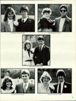 1984 North Warren High School Yearbook Page 28 & 29