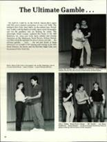1984 North Warren High School Yearbook Page 38 & 39