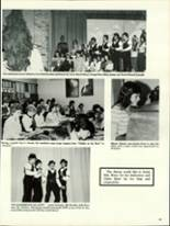 1984 North Warren High School Yearbook Page 44 & 45