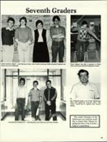 1984 North Warren High School Yearbook Page 48 & 49