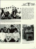 1984 North Warren High School Yearbook Page 52 & 53