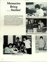 1984 North Warren High School Yearbook Page 54 & 55