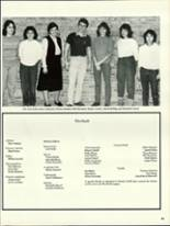 1984 North Warren High School Yearbook Page 56 & 57