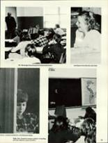 1984 North Warren High School Yearbook Page 58 & 59
