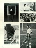 1984 North Warren High School Yearbook Page 68 & 69