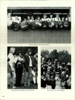 1984 North Warren High School Yearbook Page 70 & 71