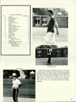 1984 North Warren High School Yearbook Page 72 & 73