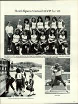 1984 North Warren High School Yearbook Page 74 & 75