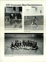 1984 North Warren High School Yearbook Page 82 & 83