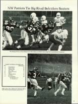 1984 North Warren High School Yearbook Page 84 & 85