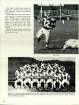 1984 North Warren High School Yearbook Page 86 & 87