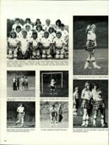 1984 North Warren High School Yearbook Page 88 & 89