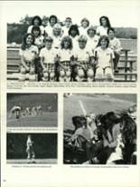 1984 North Warren High School Yearbook Page 90 & 91