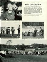 1984 North Warren High School Yearbook Page 92 & 93