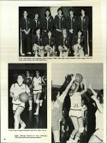1984 North Warren High School Yearbook Page 94 & 95