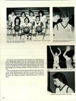 1984 North Warren High School Yearbook Page 96 & 97
