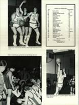 1984 North Warren High School Yearbook Page 98 & 99