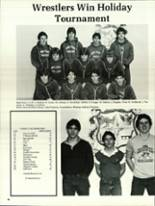 1984 North Warren High School Yearbook Page 100 & 101