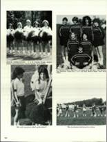 1984 North Warren High School Yearbook Page 104 & 105