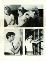 1984 North Warren High School Yearbook Page 108 & 109