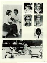 1984 North Warren High School Yearbook Page 114 & 115